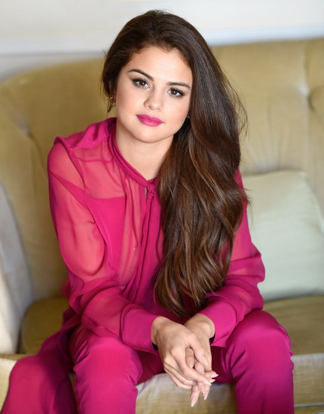Selena Gomez Talks With The Morning Mash Up On SiriusXM's SiriusXM Hits 1