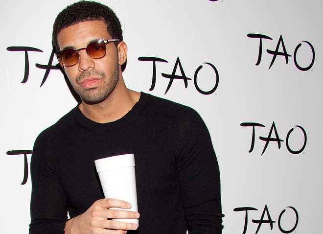 Drake Hosts A Post Concert After Party