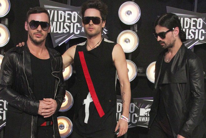 MTV Video Music Awards - Arrivals 2