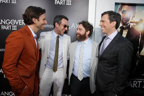Warner Bros. Premiere of The Hangover: Part III
