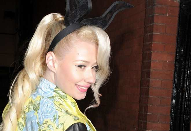 Celebrities Leave Rita Ora's London Gig