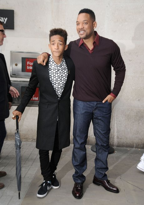 Will & Jaden Smith Visit BBC Radio 1