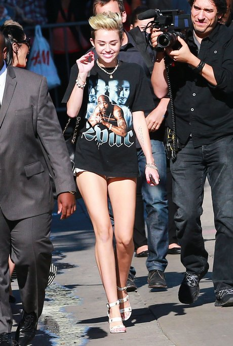 Miley Cyrus Making An Appearance On Jimmy Kimmel Live!