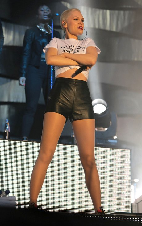 Jessie J Performing Live At Chester Rocks