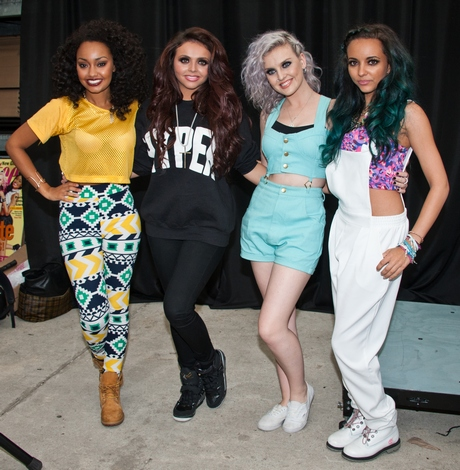 "Little Mix ""DNA"" CD Signing And Meet And Greet"