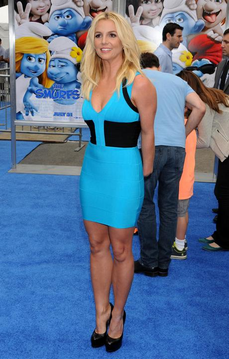 The Smurfs 2 - Los Angeles Premiere