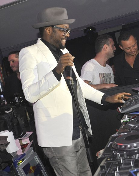 The 66th Annual Cannes Film Festival - Will.i.am & Redfoo Perform At The VIP Room
