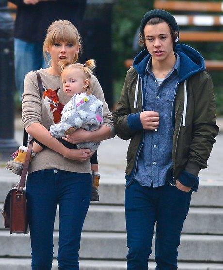 Taylor Swift & Harry Styles Have Split!***FILE PHOTOS****