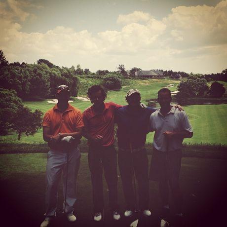 harry golf