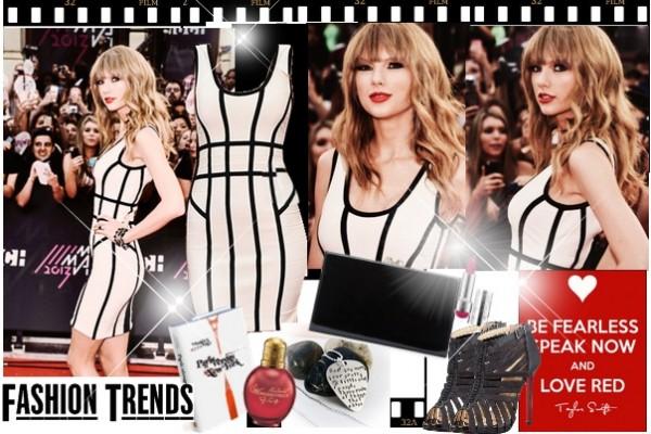 luksuz stil poznatih moda trend kolekcija tejlor svift (1)