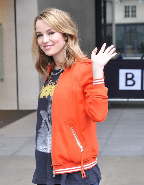 Celebrities Visit BBC Radio 1 Studios
