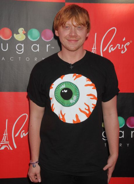 Rupert Grint At Sugar Factory's Meet And Greet