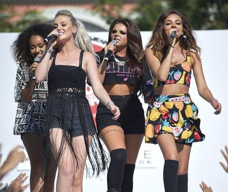'Little Mix Mixer' With Teen Vogue