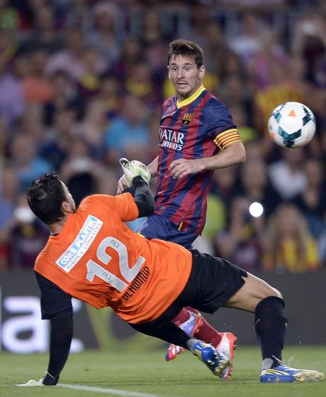 Lionel Messi, Vladimir