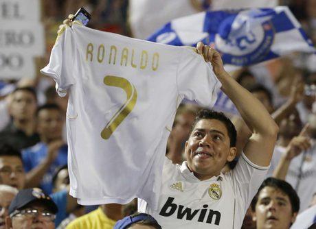 Real Madrid Chelsea Soccer