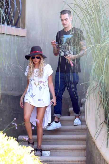 ashley-tisdale-christopher-081713- (2)