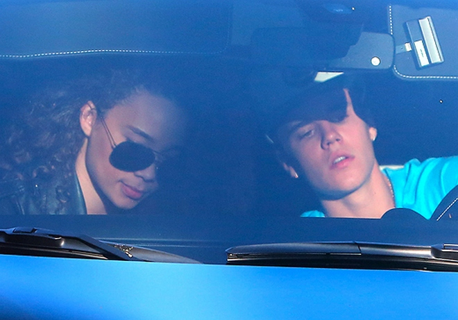 EXCLUSIVE Justin Bieber dating new pretty girl