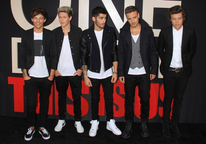 """""""One Direction: This Is Us"""" New York Premiere"""