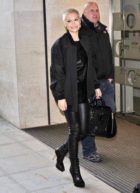 Jessie J Visits BBC Radio 1