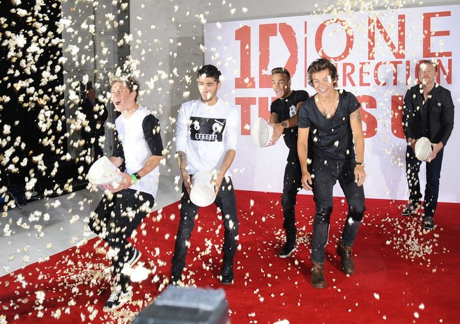 """""""One Direction: This Is Us 3D"""" - Photocall"""