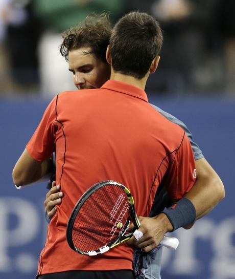 Novak Djokovic, Rafael Nadal