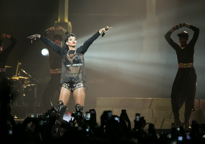Australia Rihanna
