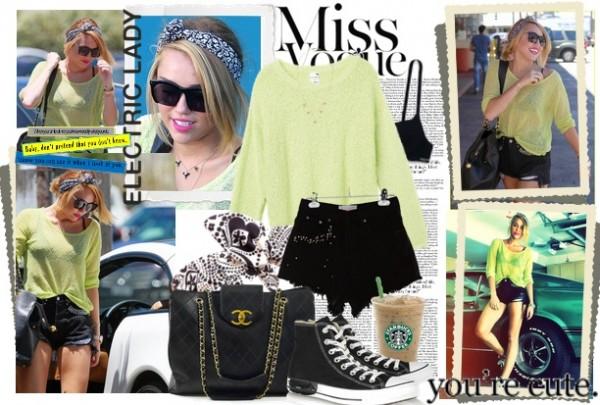 luksuz-moda-kolekcija-Miley Cyrusstil-poznatih-5