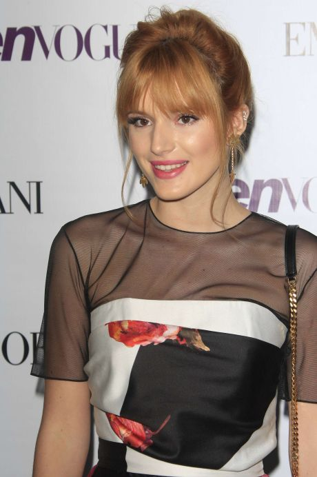 CA: Teen Vogue Young Hollywood party