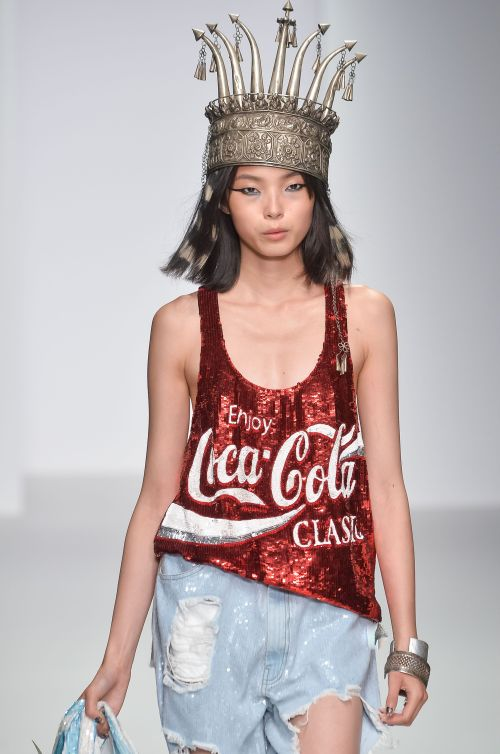 Ashish , London Women fashion week, summer 2014