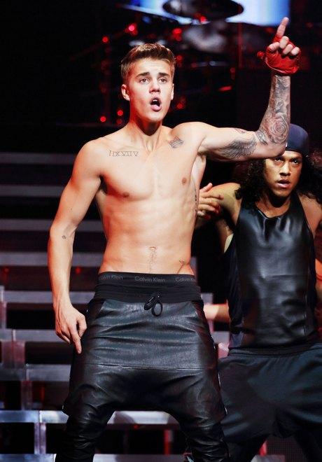 Justin Bieber Performing Live In Beijing