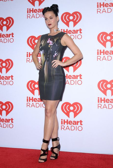 2013 iHeart Radio Music Festival photo room day one