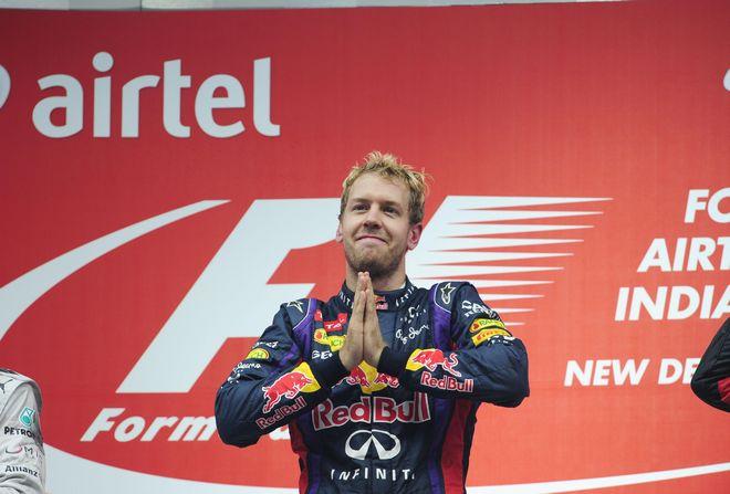 India Formula 1: GP of India, New Dehli