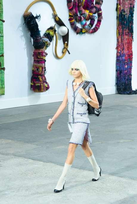 CHANEL SS14 Paris Fashion Week