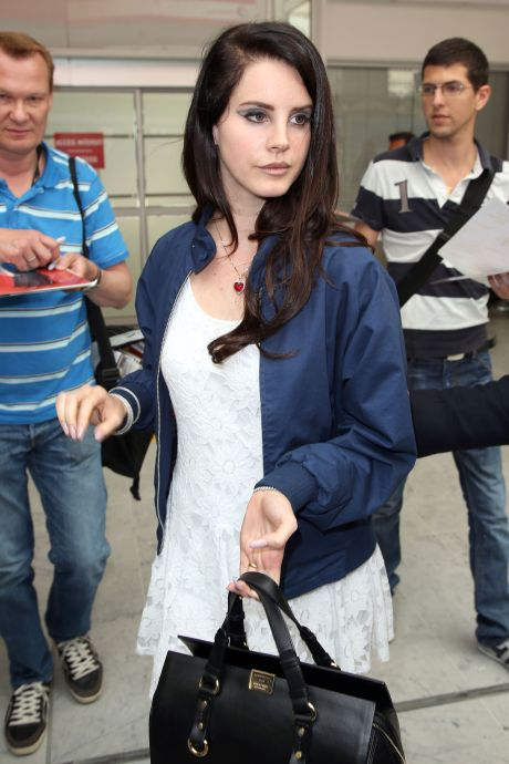 Celebs Touch Down At Nice Airport
