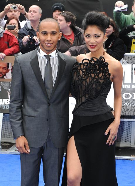"Celebrities Arrive at the ""MIB 3"" UK Premiere"