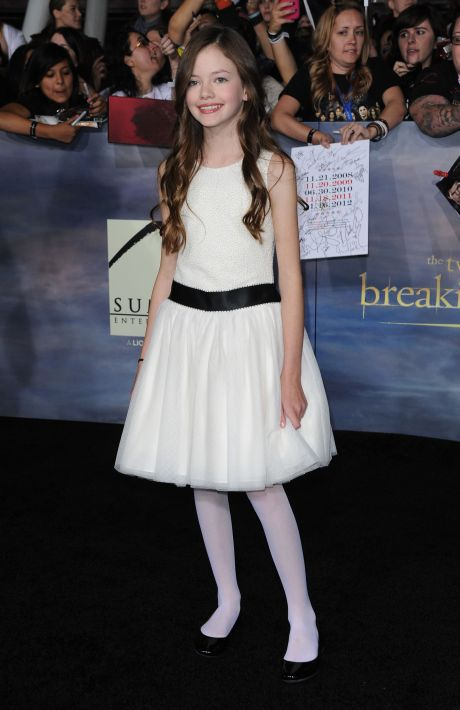 'The Twilight Saga: Breaking Dawn 2' Los Angeles Premiere