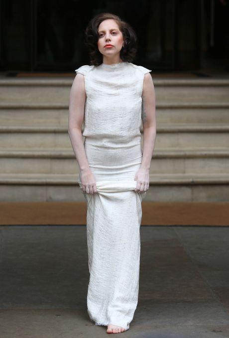 Lady Gaga Looks Normal In London