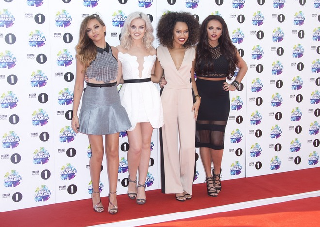 Perrie Edwards, Jesy Nelson, Leigh-Anne Pinnock, Jade Thirlwall