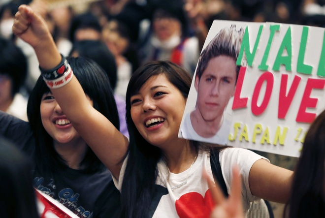 Japan One Direction