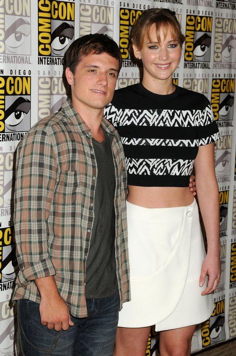 "Comic-Con International 2013 - ""The Hunger Games: Catching Fire"" and ""I, Frankenstein"" Press Line"
