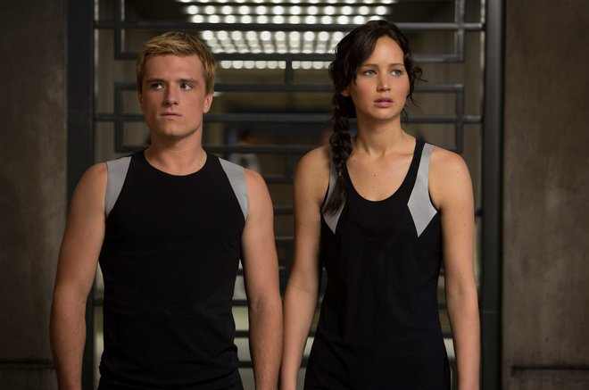 "USA : Film ""The Hunger Games : Catching Fire"""