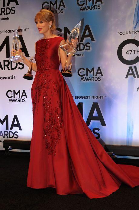 47th CMA Awards - Press Room