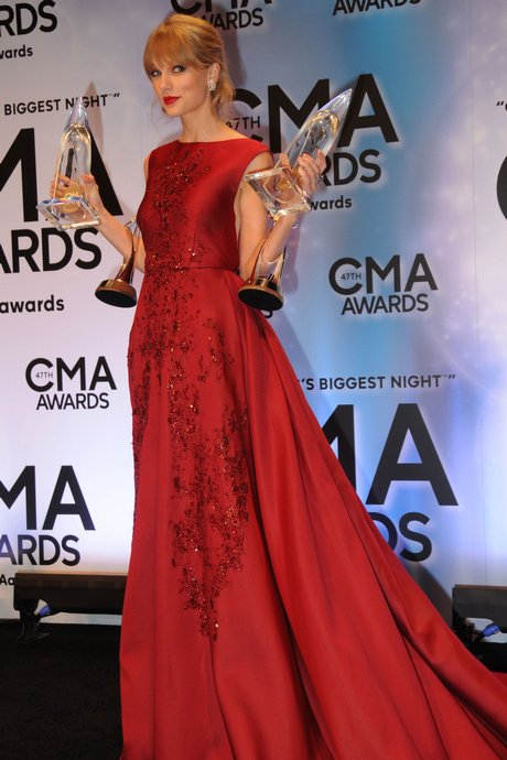 47th CMA Awards - Press Room