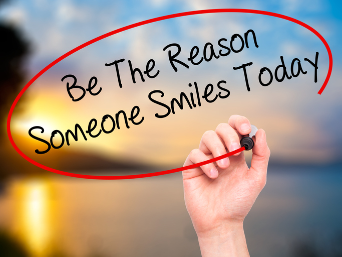 Handwriting Be The Reason Someone Smiles Today